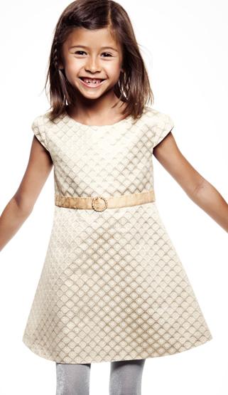 vestidos infantiles de fiesta