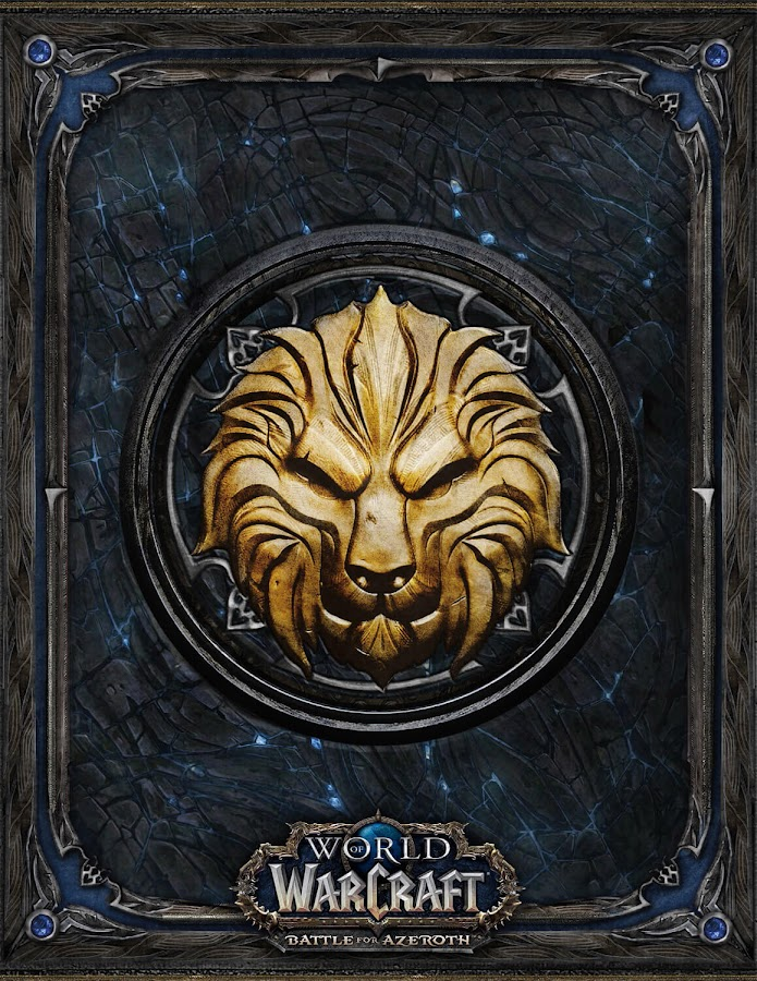 world of warcraft battle for azeroth novella horde