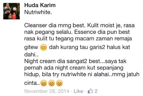 pencuci muka kulit kering