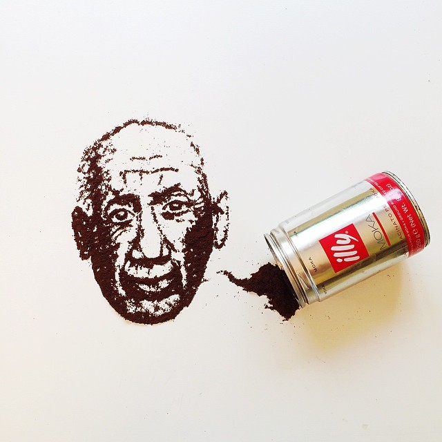 05-Pablo-Picasso-Bernulia-Doodle-Drawings-and-Paintings-with-Food-Art-www-designstack-co