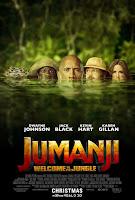 Jumanji: Welcome to the Jungle Movie Poster 3