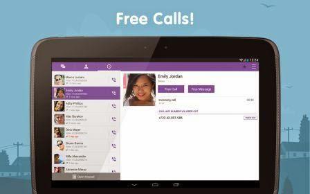 Cara Menggunakan VoIP HP Android Dengan Aplikasi Viber