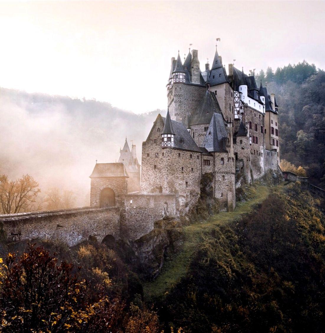Eltz Castle Wierschem Germany Eltz Castle Magic Castle in
