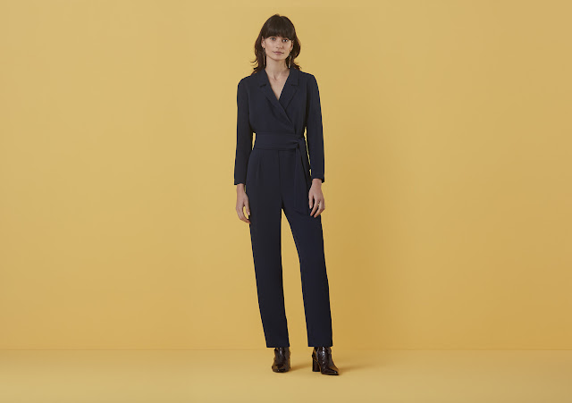 Finery Lydbrook Wrap jumpsuit
