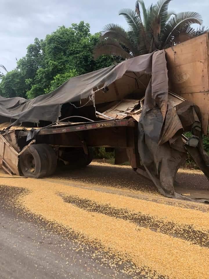 405f73846 Motorista morre no Pará em acidente envolvendo carreta de Lucas do ...