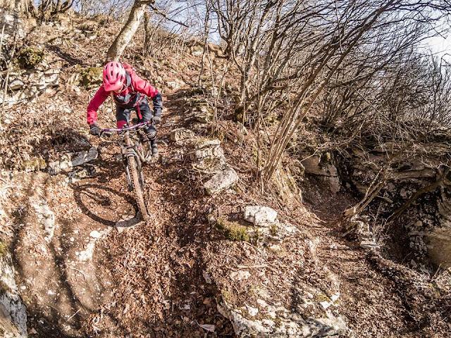 Enduro MTB Avito Mountainbike Tour Monte Vignola