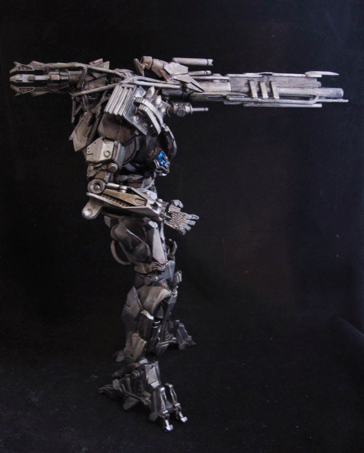 Transformers 4 age of Extinction leader class Lockdown ...