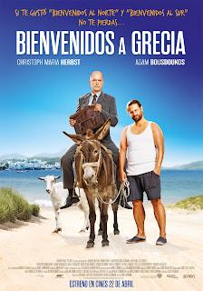 Bienvenidos a Grecia (2015) Online