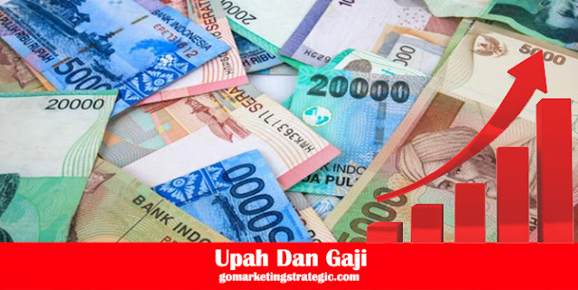 Faktor-faktor Yang Mempengaruhi Upah Dan Gaji