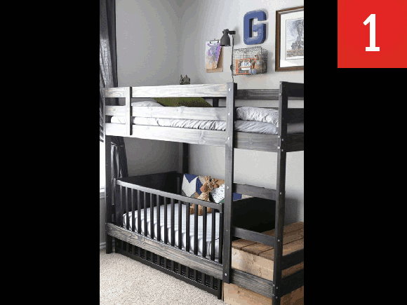 Mydal Bunk Bed