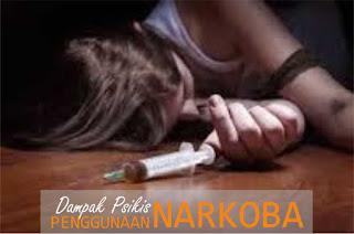 Dampak Penggunaan Narkoba