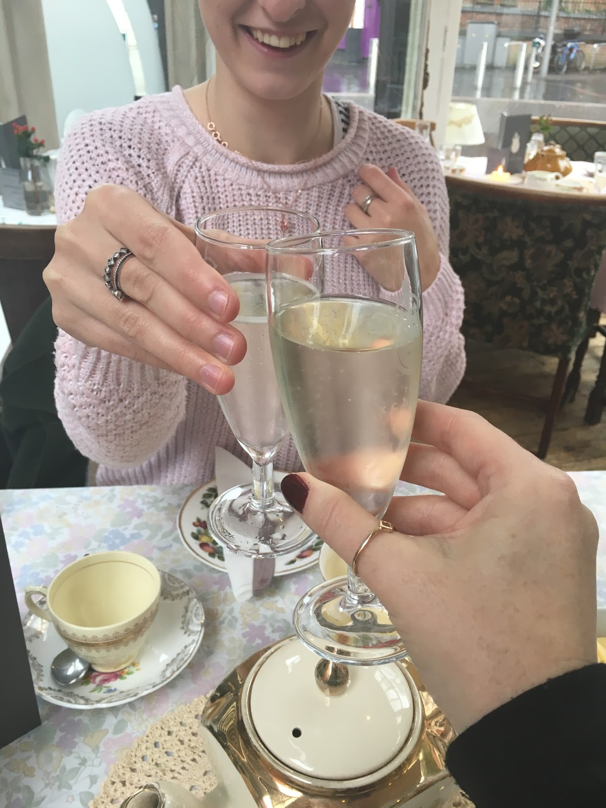 The Exchange Leicester Bottomless Sunday Afternoon tea Priceless Life of Mine over 40 lifestyle blog