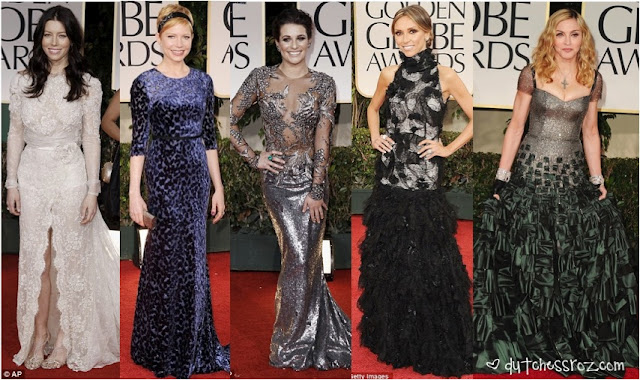 worst+globes2012 Best & Worst of the Golden Globes 2012