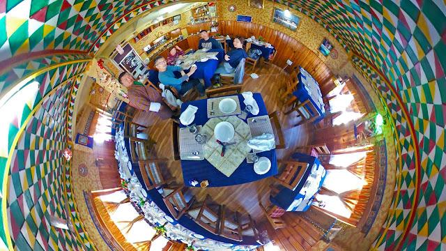 Bhutan dining