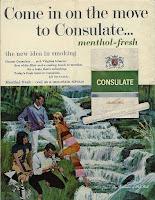 Consulate - cool as a mountain stream