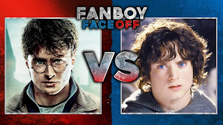 Harry Potter vs. LotR