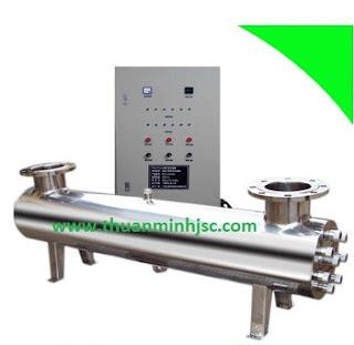 Hệ thống UV xử lý nước