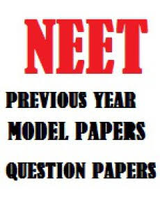 CBSE NEET EXAM PAPER SET WITH SOLUTION