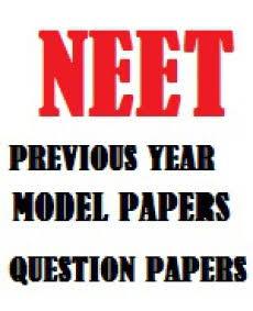 CBSE NEET EXAM PAPER SET WITH SOLUTION