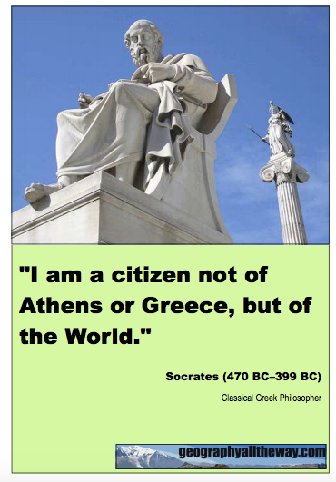 Are You A Citizen Of The World