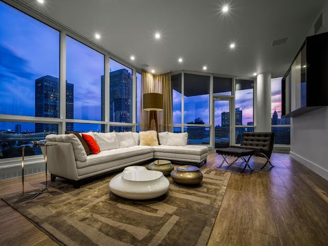 Awesome Penthouse Apartment for Sale in Sweden Awesome Penthouse Apartment for Sale in Sweden Penthouses Philadelphia Penthouse With Pool Terrace For Sale world of architecture interiors worldofarchi 07
