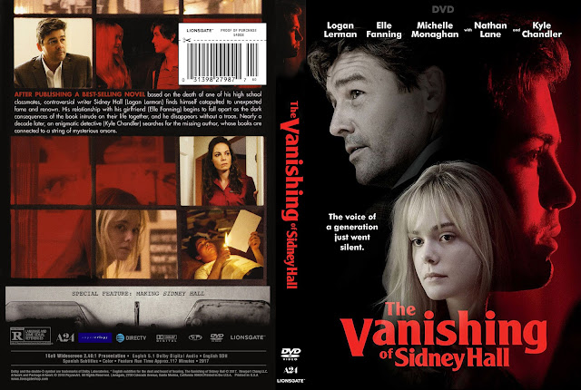 The Vanishing Of Signey Hall DVD Cover