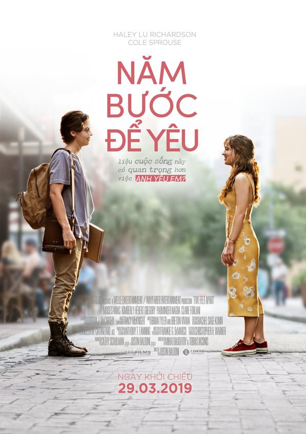 Xem Phim Năm Bước Để Yêu