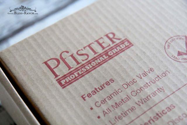 Pfister Kitchen Faucet, Bliss-Ranch.com