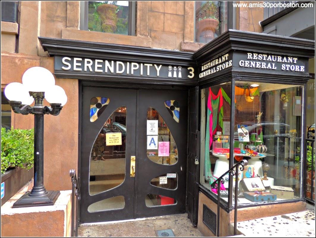 Serendipity 3, Nueva York