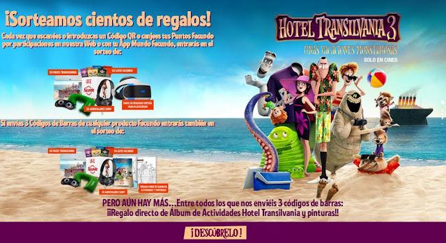 gana premios Hotel Transilvania 3 con Facundo