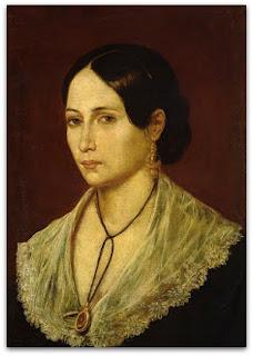 Retrato de Anita Garibaldi