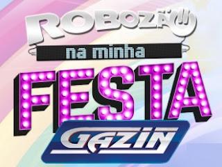 Cadastrar Promoção Gazin 2017 2018 Robozão Na Minha Festa