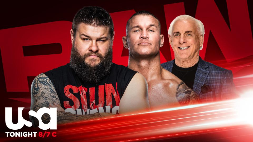 WWE RAW Results - August 10, 2020