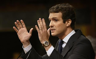 Pablo Casado rectifica ahora: