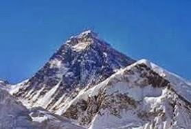 puncak gunung tertinggi di dunia di hitung dari permukaan laut yang ada di berbagai Negara