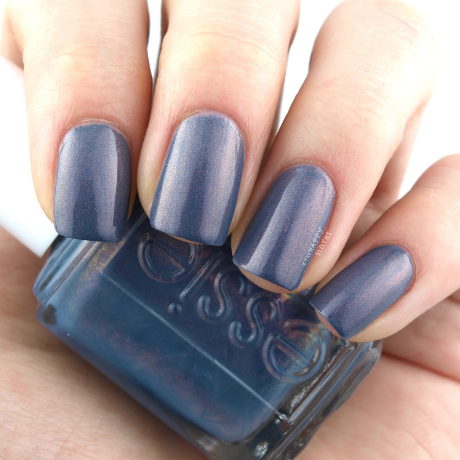 "Essie | Desert Mirage Collection in ""Blue-tiful Horizon"": Review and Swatches"