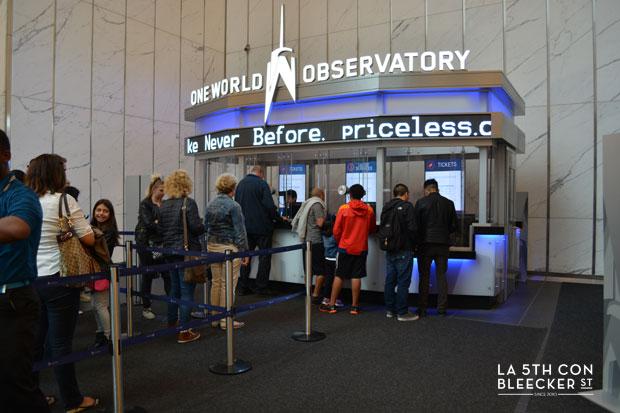 el observatorio One World