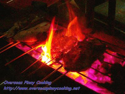BBQ at Larsian