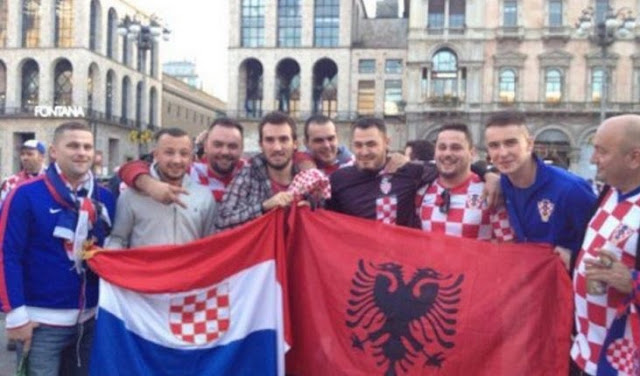 Croatians on Albanian's side if War erupts in Balkans