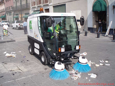 An Overview of Road Sweeping