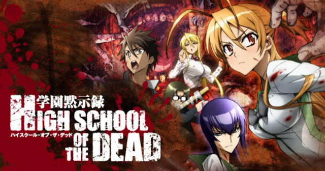 Komentar Mangaka High School of the Dead Soal Kelanjutannya