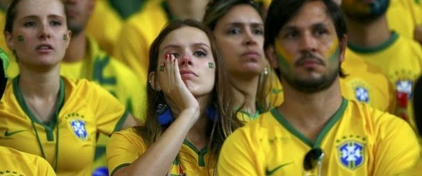 Disappointing Supporters of Brasil