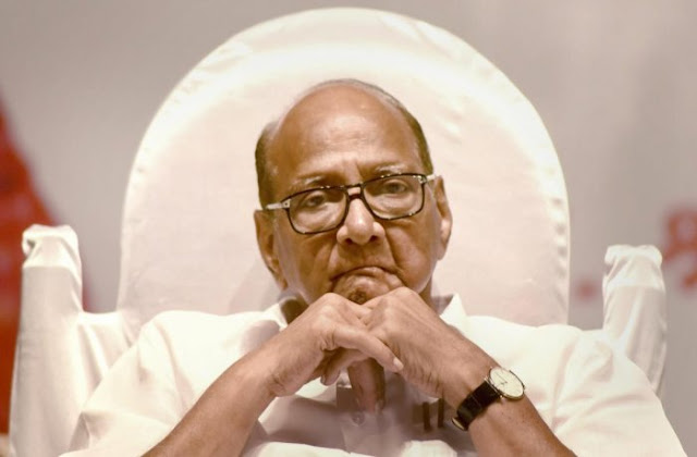 """The Assembly poll results in Madhya Pradesh, Rajasthan and Chhattisgarh mark the """"beginning of a change"""", NCP chief Sharad Pawar said Wednesday, dubbing the outcome as """"rejection"""" of the BJP-led government's policies."""