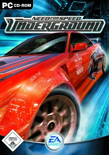 Descargar Need for Speed: Underground [PC] [Full] [1-Link] [Español] Gratis [MEGA]