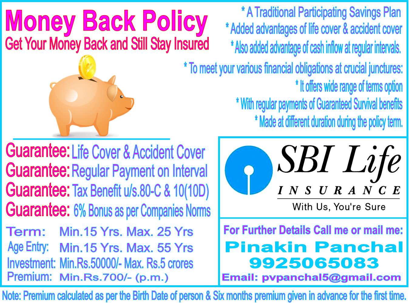 Sbi Life Insurance Company Limited - JungleKey.in Image