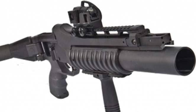 Begini Istimewanya Senjata SAGL yang Diimpor Polri