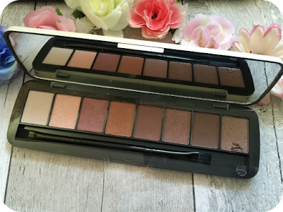 primark ps nudes palette shades