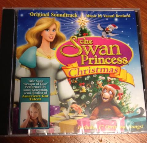 The Swan Princess Christmas.A Princess For Christmas 2 2013