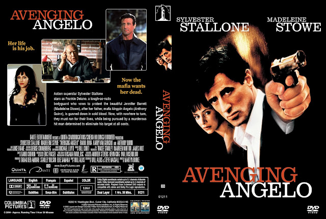 Avenging Angelo DVD Cover