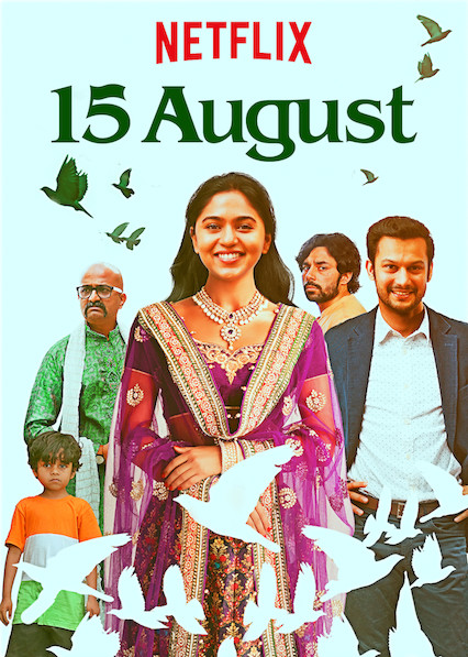 Review film 15 August (2019)
